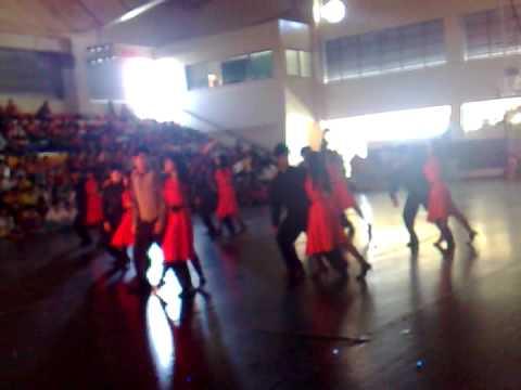 Tango Performance of 3-Cotabato City SY: 2008-2009
