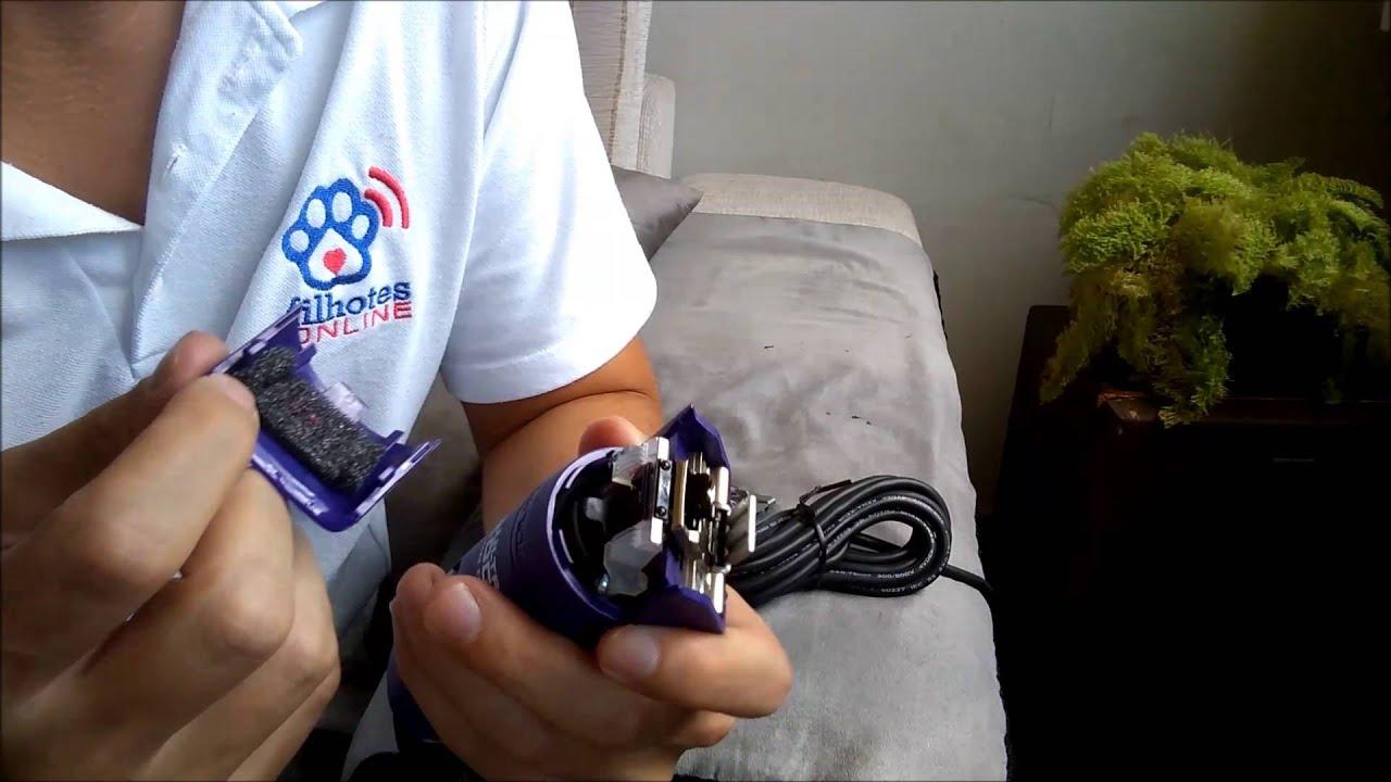f24936bad Máquina de Tosa Andis AGC2 Turbo, Super Ultra Edge. Teste máquina de tosa