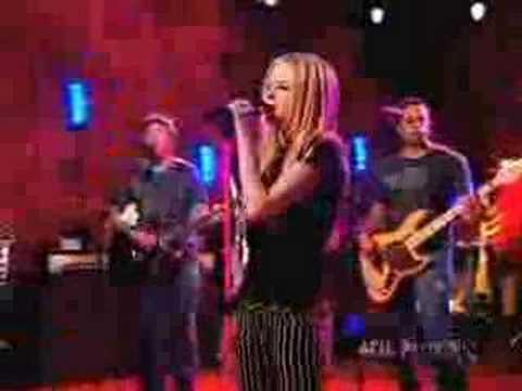 I will be- Avril lavigne