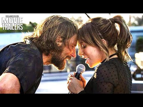 A STAR IS BORN Trailer NEW (2018) - Bradley Cooper, Lady Gaga Musical Romantic Drama