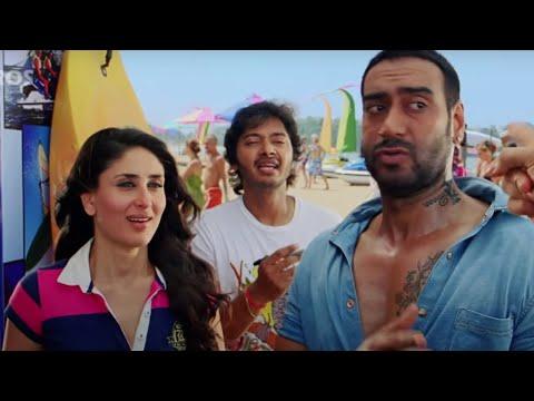 Golmal 3 - Comedy Scene Part 1 - Ajay Devgn, Kareena Kapoor, Arshad Warsi