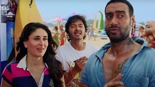Download Video Golmal 3 - Comedy Scene Part 1 - Ajay Devgn, Kareena Kapoor, Arshad Warsi MP3 3GP MP4