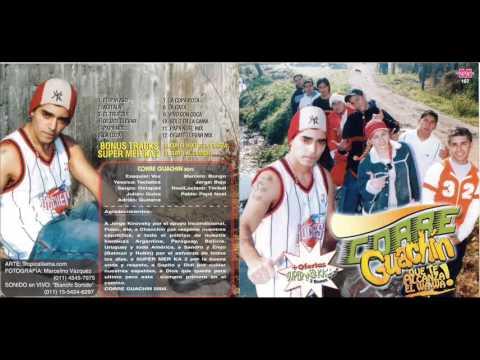 Corre Guachin Enganchado cumbia villera cd entero