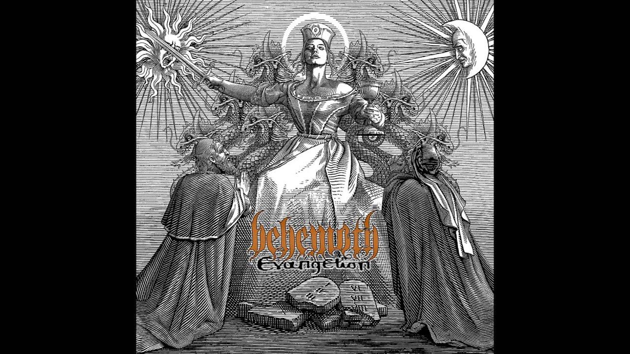 Behemoth Lucifer 1080p HD Album Version YouTube