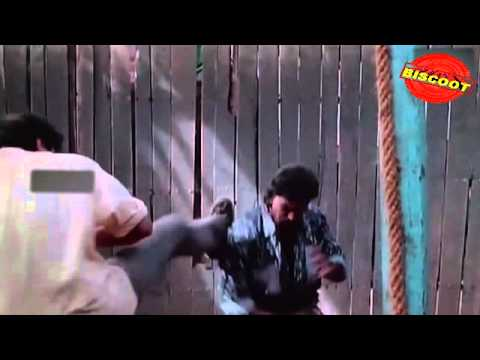 Carnival Malayalam Movie Fight Scene Mammootty