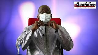 #MarchesDuQuotidien Abdoulaye Diouf Sarr (ministre de la Santé et de l'Action sociale)