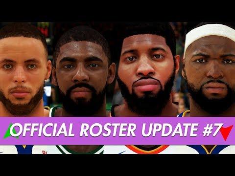 NBA 2K19 - Official Roster Ratings Update #7 | HUGE Post All-Star Break Update!