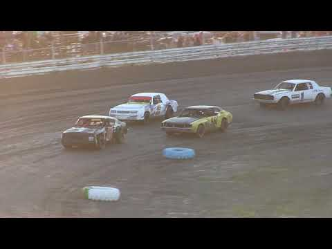 South Texas Speedway Pure Stock Special May 13th 2017