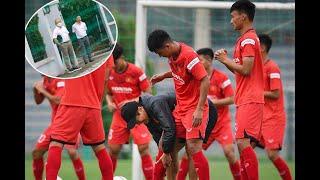 U22 Việt Nam tập trung, HLV Park theo dõi học trò từ xa | Thể Thao 247