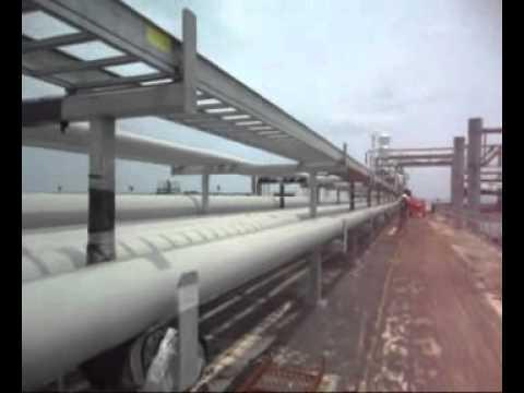 site survey melones oil terminal