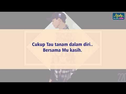 CUKUP TAU  (Rizky Febian Cover by McKay) Video Lyrics