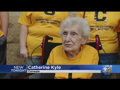 Heath West - Family Surprises 99-Year-Old Pirates Fan With First Baseball Game Ever