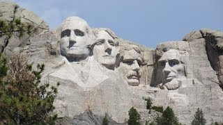 USA Mount Rushmore National Memorial Keystone South Dakota