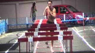 Бег с барьерами (тренировка)