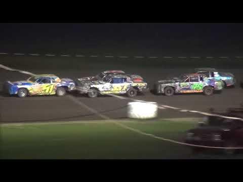 IMCA Hobby Stock Championship Benton County Speedway 8/12/18