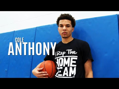 "Cole Anthony: Episode 1 ""Watch Me Work"""
