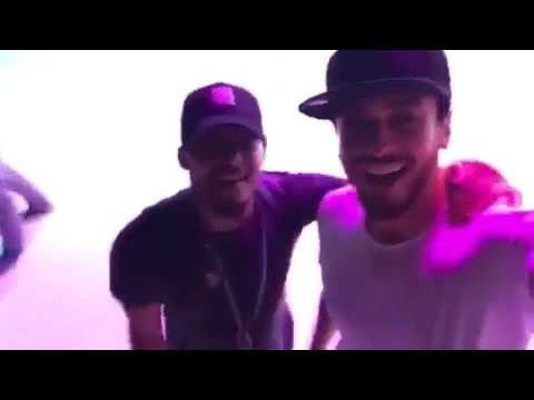 Let Go de Saad Lamjarred ( coulisses )