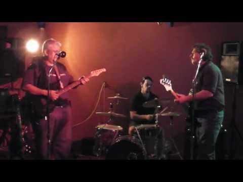 StingRay's Blues Band-Crosscut Saw