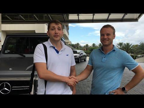 2016 Mercedes AMG G63 Leasing   Panauto leasing company   Miami car lease