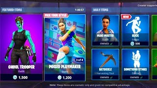 FORTNITE NEW DAILY ITEM SHOP COUNTDOWN FEBRUARY 15th SOCCER SKINS! (CUSTOM MATCH MAKING GAMES LIVE)