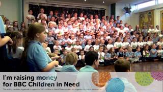 Kingsley Primary School  -  We Are The World Video