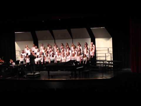 The Bethel Park Ladies Choir Song 2 - Spring Concert