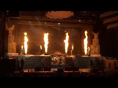 Iron Maiden - Iron Maiden - Budweiser Stage, Toronto, ON - July 15, 2017  7/15/17