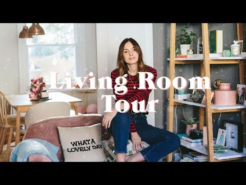 INSIDE MY LIVING ROOM | INTERIORS | What Olivia Did