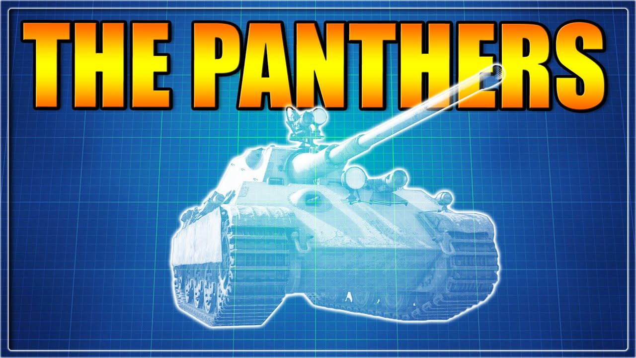The best panther war thunder blueprints youtube war thunder blueprints youtube malvernweather Gallery