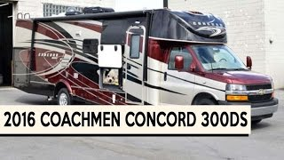 2016 Coachmen Concord 300DS | Class C Motorhome