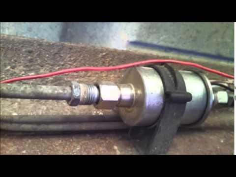 2006 Chevy Silverado Wiring Diagram 1996 K3500 Diesel Lift Pump Youtube