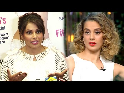 Bipasha Basu's Reaction To Kangana's Nepotism Comment On Koffee With Karan Season 5