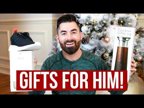 BEST CHRISTMAS GIFTS FOR HIM 2017  ALEXANDREA GARZA
