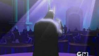 Batman (Bruce Wayne ) Sings - Am I Blue.avi
