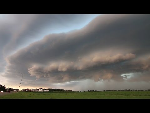 6/19/2015 Madison, SD Damaging Wind And Hail