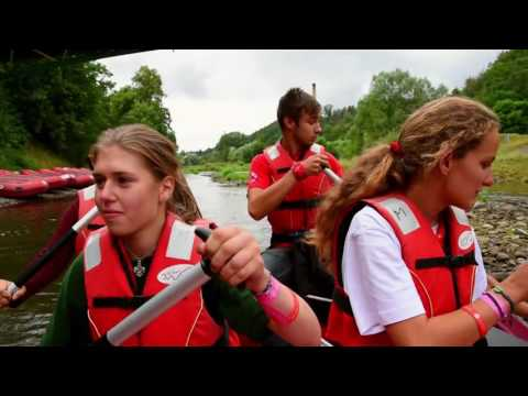 "Central European Jamboree Polska 2016: Theme Song and Jamboree Summary ""Art of Scouting"""