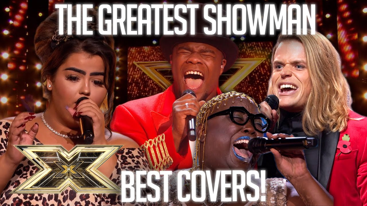 The Greatest Showman Covers! This is POWERFUL | The X Factor UK