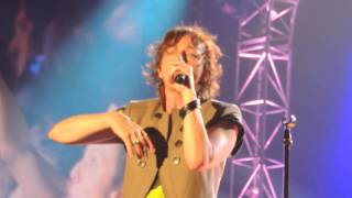 Gianna Nannini - Sex,drugs and beneficienza (Nelson Mandela Forum 19.04.2013 @Firenze)