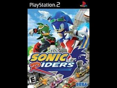 Sonic Riders Gameplay [2/2]