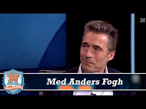 Anders Fogh fortæller om sin tid efter NATO