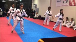 BlackTiger Martial Art School - Black Belt Test