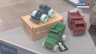 Одежда и обувь из мусора: в Уфе открылась выставка от Московского музея дизайна