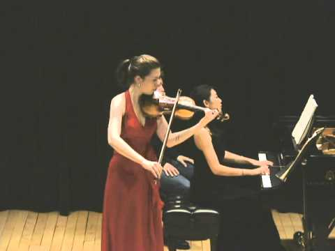 Beethoven Violin Sonata Op.30 No.1 (complete) Tessa Lark and Yundu Wang (Producer SiMon)
