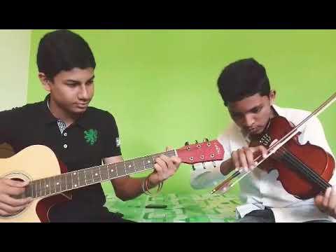 Sansara sihine, guitar & violin cover