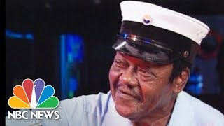 Brian Williams Interviews Musician Fat Domino After Katrina In 2006 | NBC News