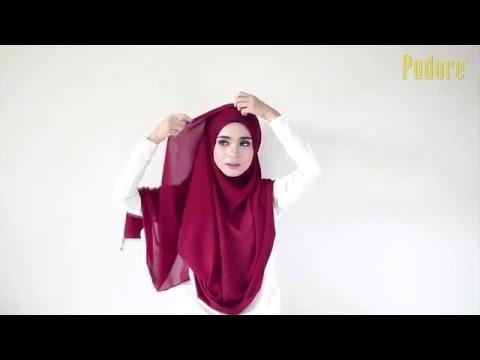 Cara Simple Pakai Tudung Raya Luna (Neelofa) from YouTube · Duration:  1 minutes 1 seconds
