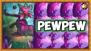 Hearthstone: Legend Malygos OTK Rogue - PewPew
