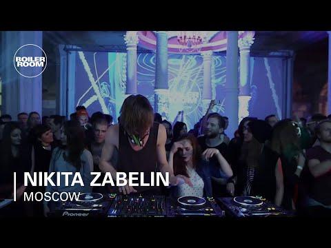 Nikita Zabelin Boiler Room Moscow DJ Set