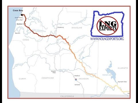 A Growing Concern: Jordan Cove Project and Pipe LIne