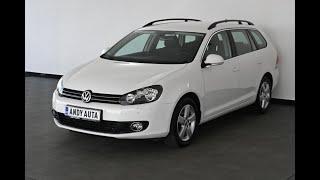 Video prohlídka: VW Golf - 2013 - 19536